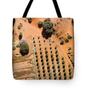 An Olive Grove Between The Succulent Tote Bag
