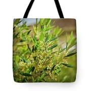 An Olive Tree Tote Bag