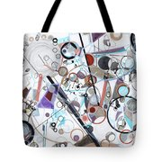 An Uncertain Progression Tote Bag
