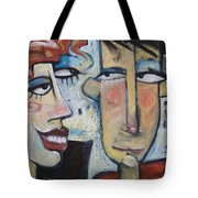 An Uncomfortable Attraction Tote Bag