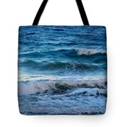 An Unforgiving Sea Tote Bag