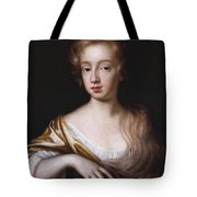 An Unknown Young Lady Tote Bag
