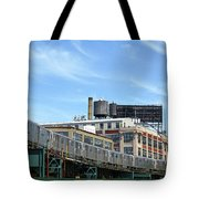 An Urban Landscape Tote Bag