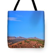 Anaconda Montana - The Letter A Tote Bag