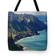 Anaga Mountains Tote Bag