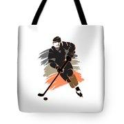 Anaheim Ducks Player Shirt Tote Bag