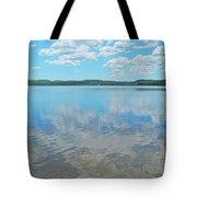Anasagunticook Lake, Canton, Me, Usa 10 Tote Bag
