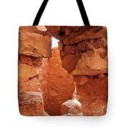 Anasazi Cliff Dwellings #8 Tote Bag