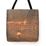 Anasazi Dancers Tote Bag