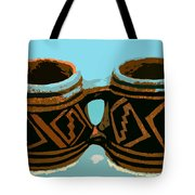 Anasazi Double Mug Tote Bag