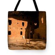 Anasazi Kiva Tote Bag