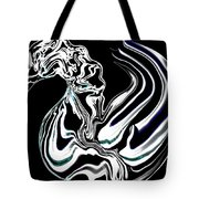 Anatomical Study Of The Legendary Pegaseahorse Tote Bag