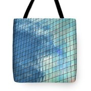 Anchorage Architecture I Tote Bag