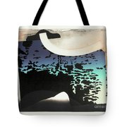 Anchorage Object Tote Bag