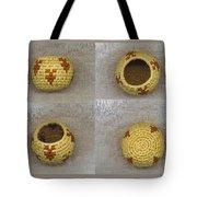Ancient Arrowheads Mini Bowl Basket Tote Bag