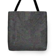 Ancient City Tote Bag