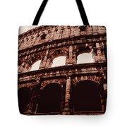 Ancient Colosseum, Rome Tote Bag