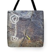 Ancient Connections Tote Bag