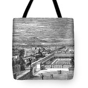 Ancient Corinth, C1894 - To License For Professional Use Visit Granger.com Tote Bag
