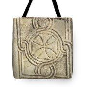 Ancient Cross Pattee Tote Bag