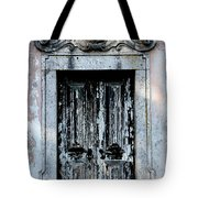 Ancient Door 3 Tote Bag