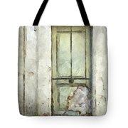 Ancient Doorway Rome Italy Pencil Tote Bag