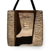 Ancient Doorways Tote Bag