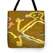 Ancient Drawings Tote Bag