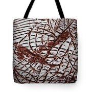 Ancient Dreams - Tile Tote Bag