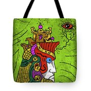 Ancient Egypt Pharaoh Tote Bag