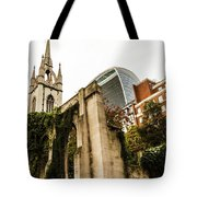 Ancient Enclave Tote Bag