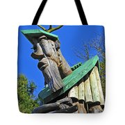 Ancient Forester II. Tote Bag
