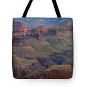 Ancient Formations North Rim Grand Canyon National Park Arizona Tote Bag