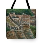 Ancient Fort Tote Bag