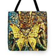 Ancient Goddess The Mother Tote Bag