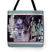 Ancient  Gods Tote Bag