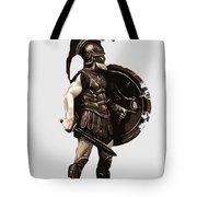 Ancient Greek Hoplite Tote Bag