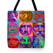 Ancient Greek Philosophers Tote Bag