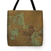 Ancient Landscape Tote Bag