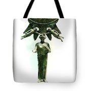 Ancient Mirror Tote Bag