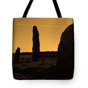 Ancient Monument Tote Bag