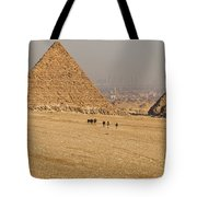 Ancient Of Times - Modern Of Times Tote Bag