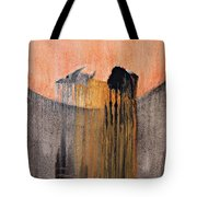 Ancient Paryer Tote Bag