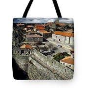 Ancient Portuguese Cities Tote Bag