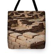 Ancient Pueblo Adobe Walls Tote Bag