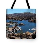 Ancient Rocks Tote Bag
