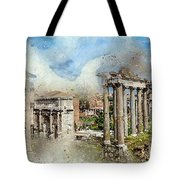 Ancient Rome II Tote Bag