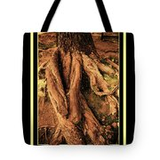 Ancient Roots Of Greece Tote Bag
