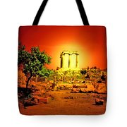 Ancient Ruins Tote Bag
