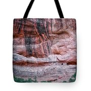 Ancient Ruins Mystery Valley Colorado Plateau Arizona 03 Tote Bag